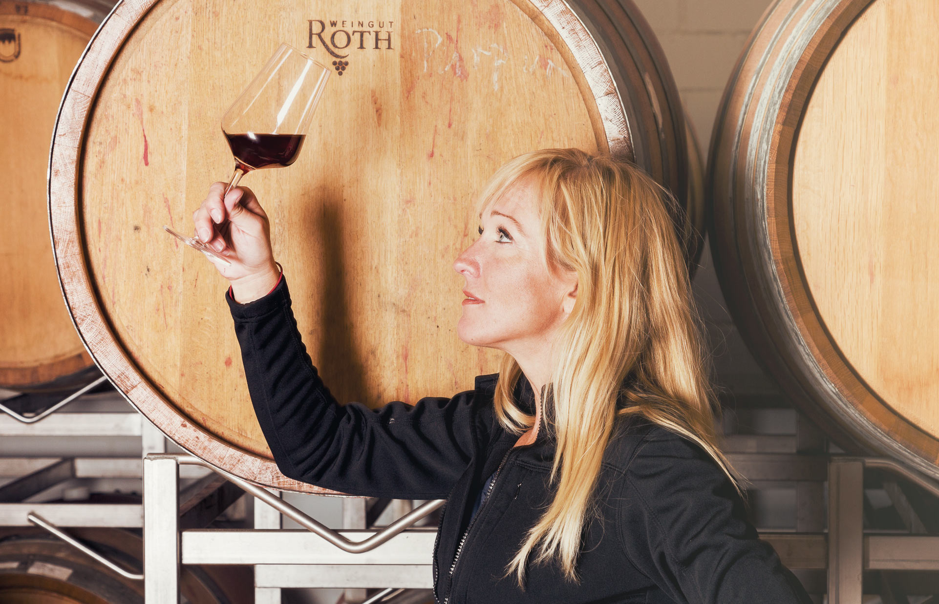 Nicole Roth – Weingut Roth, Franken